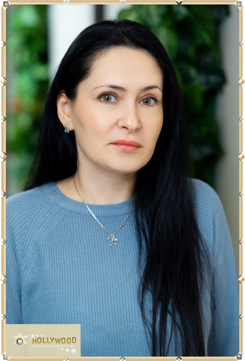 Демьянова Мария Сергеевна