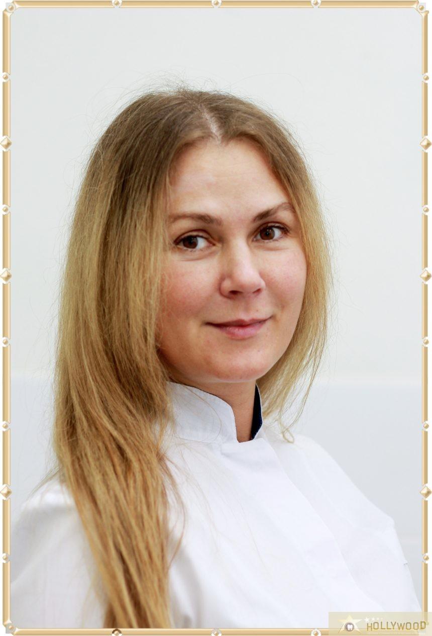Лопаткина Мария Вениаминовна