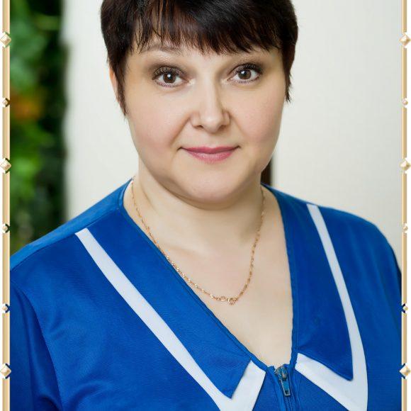 Бармина Елена