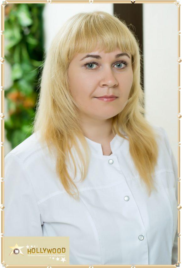 Костина Ирина Александровна