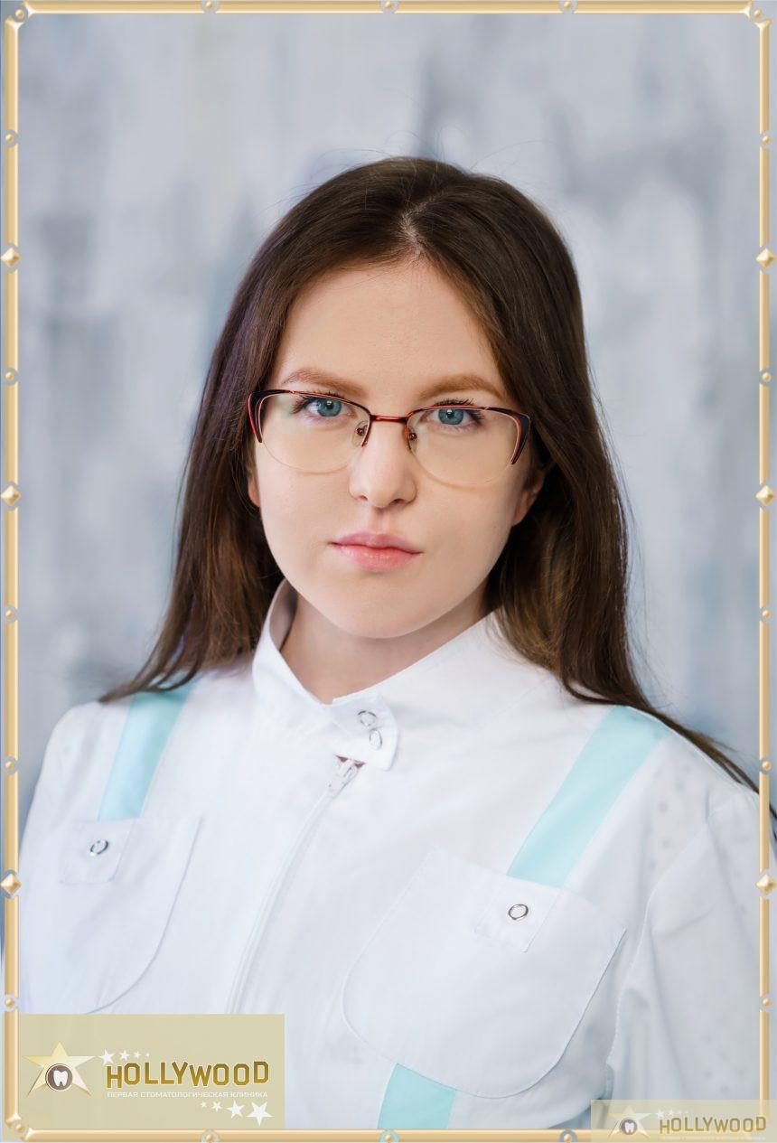 Толмачева Александра Георгиевна